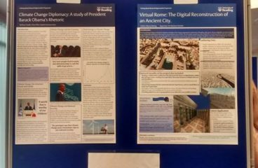 Poster Exhibition for UROP