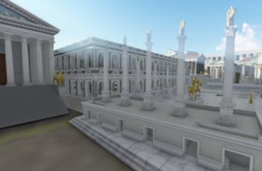 Ancient Rome – A Digital Reconstruction